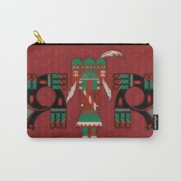Visions Of Hopi Carry-All Pouch