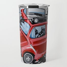 Carsharing Travel Mug