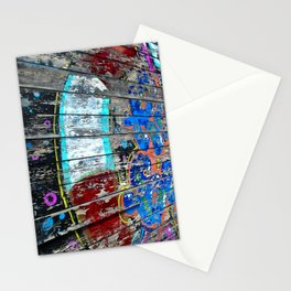 Old Sicilian Port of Alcitrezza Stationery Cards