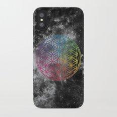 Sacred Geometry Universe 6 Slim Case iPhone X