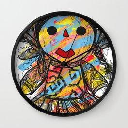 Maria Mariah Wall Clock