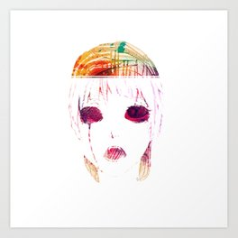 Silenced Art Print