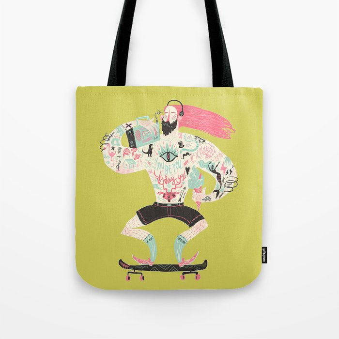 You be you Tote Bag
