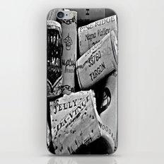 Uncorked B&W iPhone & iPod Skin