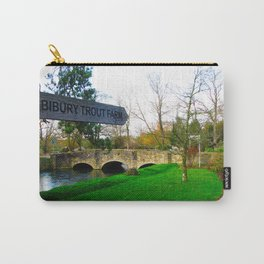 A day in the Cotswold's Carry-All Pouch