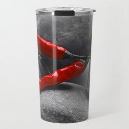 Hot Chilis Stones Travel Mug