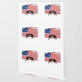 American Flag Wrestling Shirt, US Flag Wrestling Shirt Wallpaper
