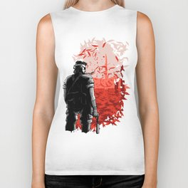 Big Boss (Red) Biker Tank