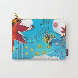 Pinball Machine arcade game Carry-All Pouch