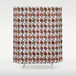 Royals Shower Curtain