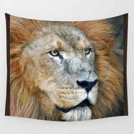 The Lion of Judah Wall Tapestry