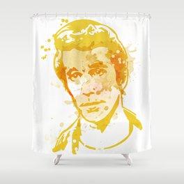 Fonzie Shower Curtain