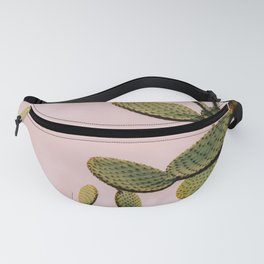 Cactus on Pink Sky Fanny Pack