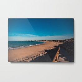 Rota Beach 2018 Metal Print