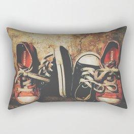 Baby Chucks Rectangular Pillow