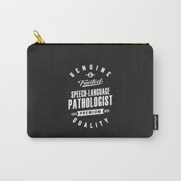 Gift for Speech-Language Pathologist Carry-All Pouch
