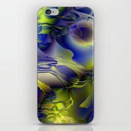 Warped sky iPhone Skin