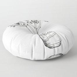 Tecate Floor Pillow