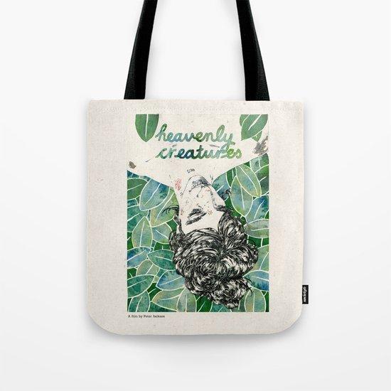 Heavenly Creatures. Tote Bag