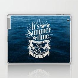 It's Summer Time Laptop & iPad Skin