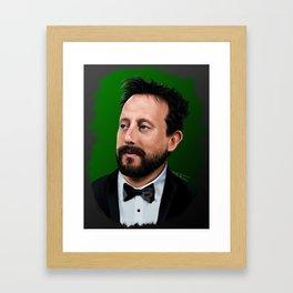 Geoff Ramsey Framed Art Print