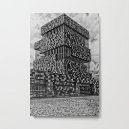 antwerp museum Metal Print