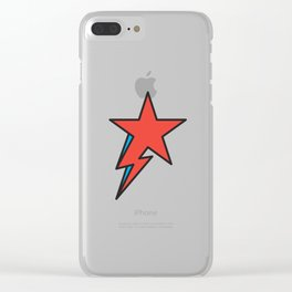 The Prettiest Star Clear iPhone Case