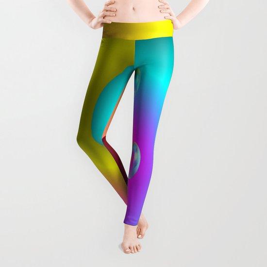 Paintballs Leggings