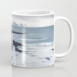 The Edge - Landscape and Nature Photography Coffee Mug