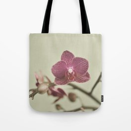 Orchid Arch Tote Bag