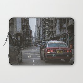 Hong Kong Street Laptop Sleeve