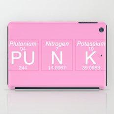 Periodic Punk iPad Case
