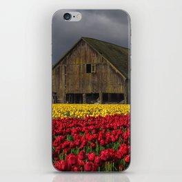 Everlasting Blooms iPhone Skin
