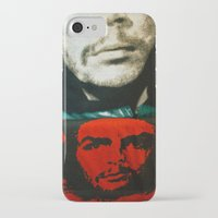 che iPhone & iPod Cases featuring Che by Camilla Myrrha