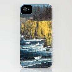 Oregon Surf iPhone (4, 4s) Slim Case