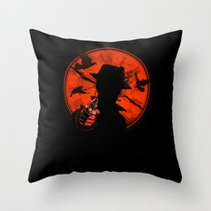 The Time Has Come Throw Pillow