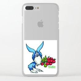 MOGLETZ - The Fruitz! Clear iPhone Case