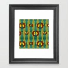 ALONZO Framed Art Print