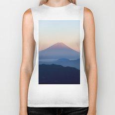 Mt. Fuji, Japan Biker Tank