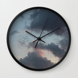 for us · sky  Wall Clock