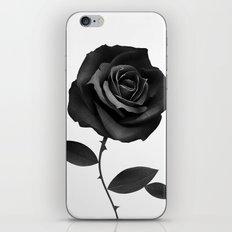 Fabric Rose iPhone Skin