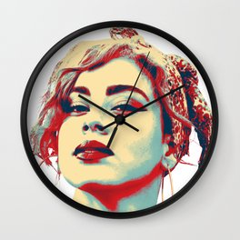 100.9% Cuban Wall Clock