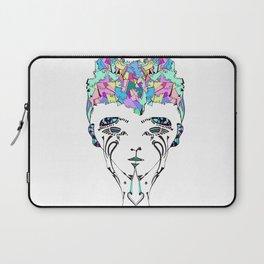 Chaotic Dreams -Duriima Bayarjargal Laptop Sleeve