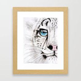 Irbis Framed Art Print
