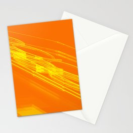 The Love Series 200 Orange Stationery Cards
