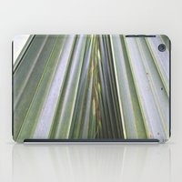 palm iPad Cases featuring Palm by Autumn Steam
