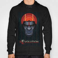 Dawn of the Apes Hoody