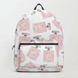 Pink Parfum Backpack