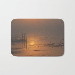 Sunrise on the Horicon Marsh Bath Mat