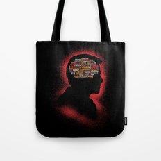 Castiel's Phrenology Tote Bag